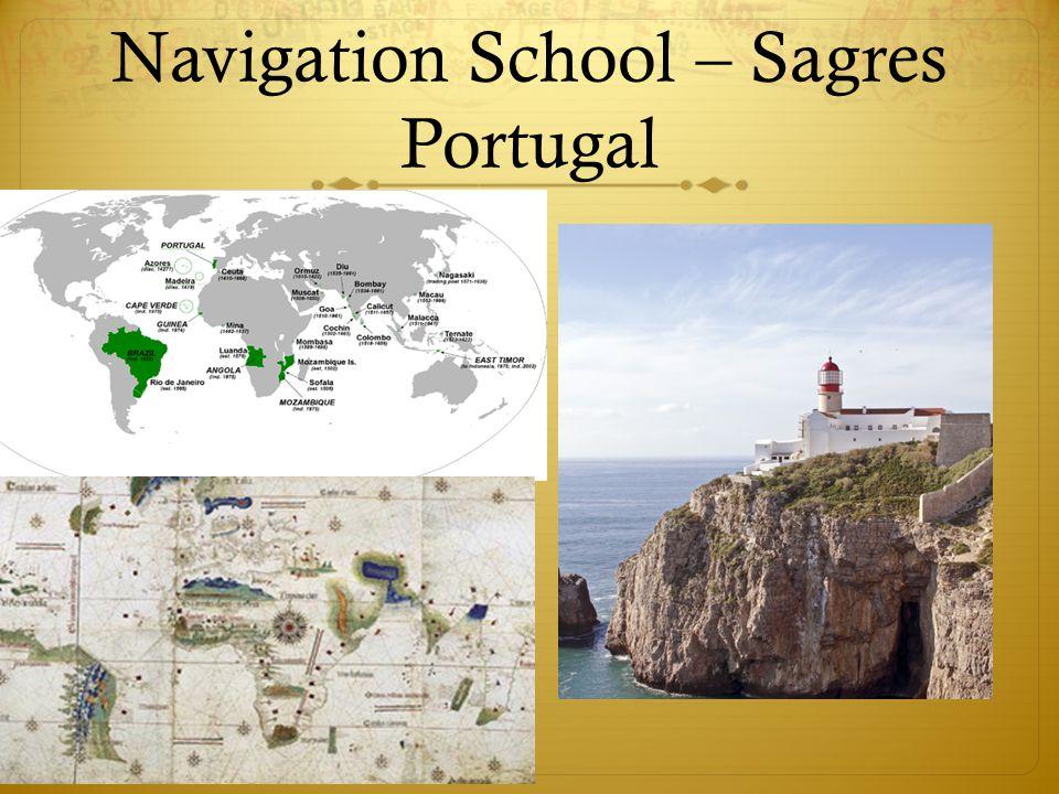 Navigation School – Sagres Portugal