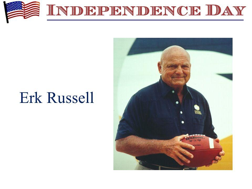 Erk Russell