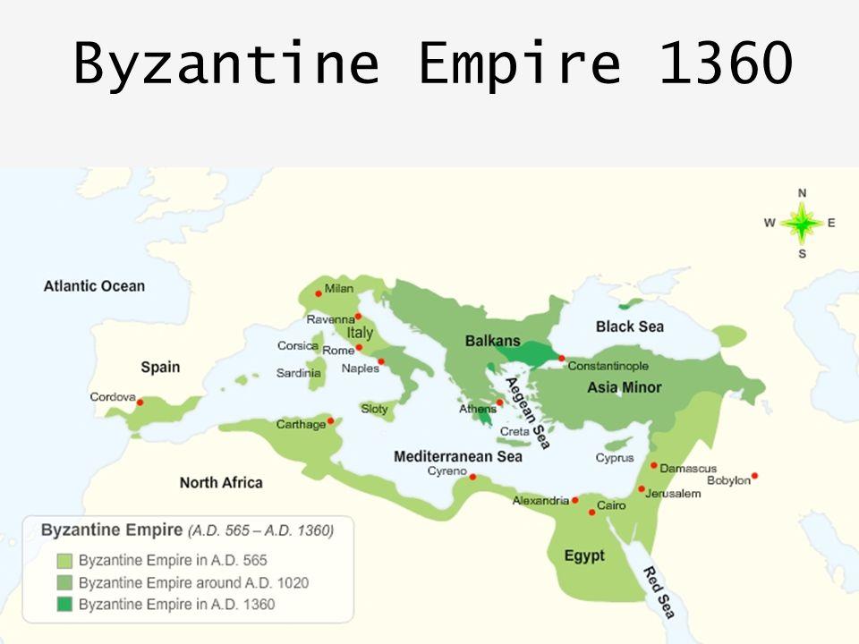 Byzantine Empire 1360