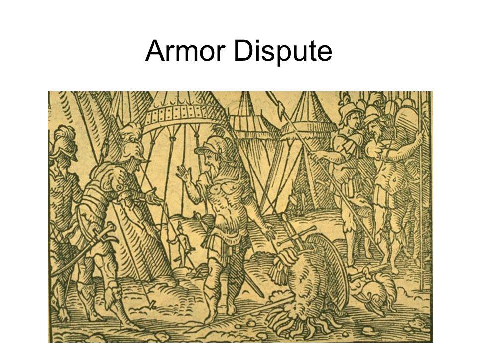 Armor Dispute