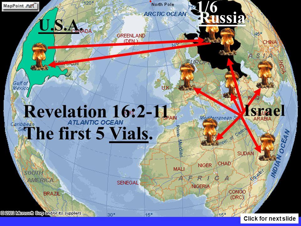 Revelation 8:12-13 7 Trumpets.