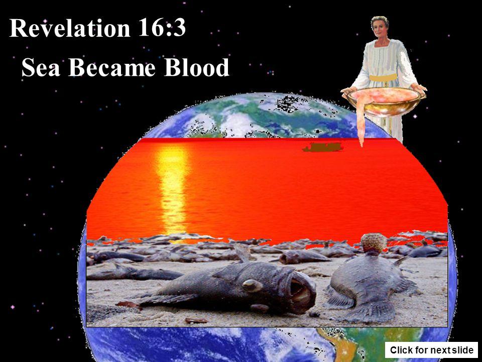 Great Sores Revelation 16:1-2 Click for next slide