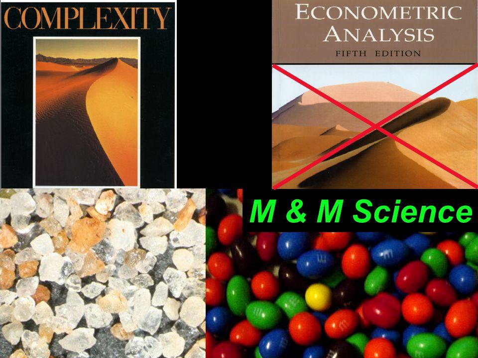 M & M Science