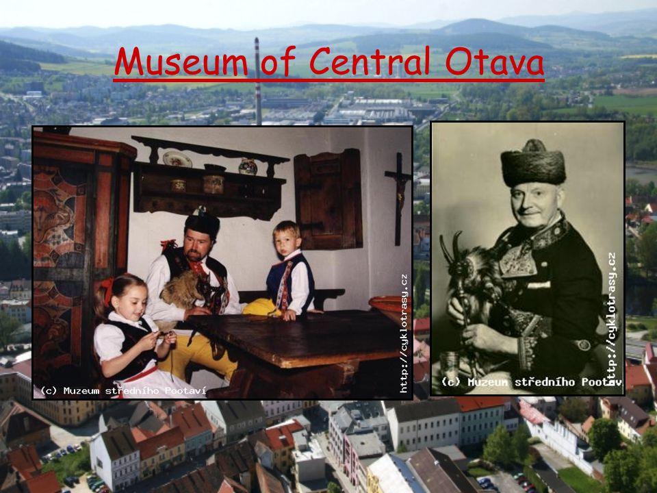 Museum of Central Otava