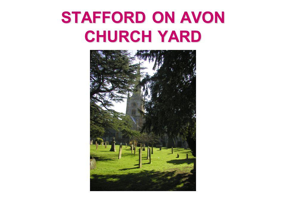 STAFFORD ON AVON