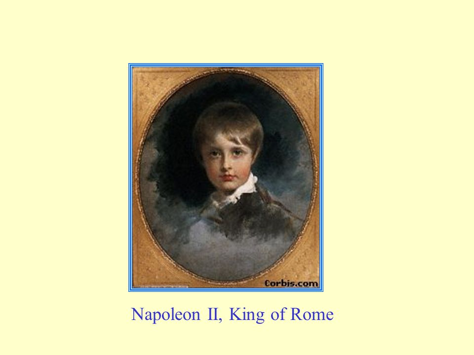 Napoleon II, King of Rome