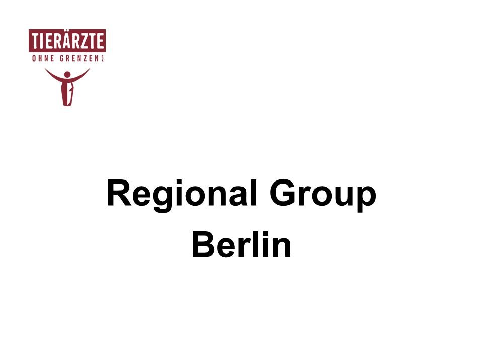 Regional Group Berlin