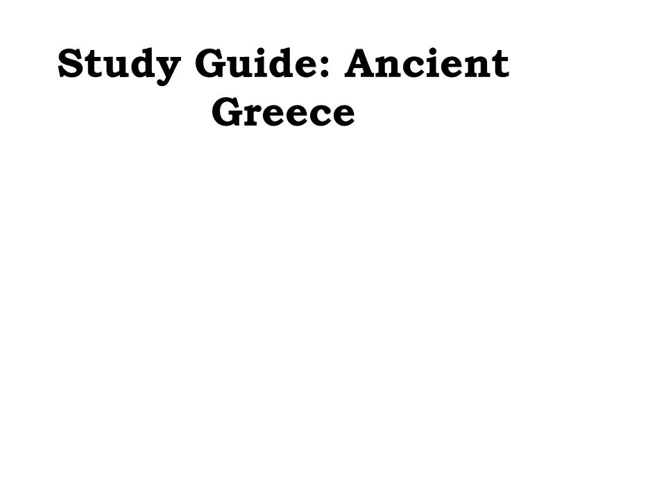 How did the geography influence the rise of civilization in the city states of ancient Greece ?