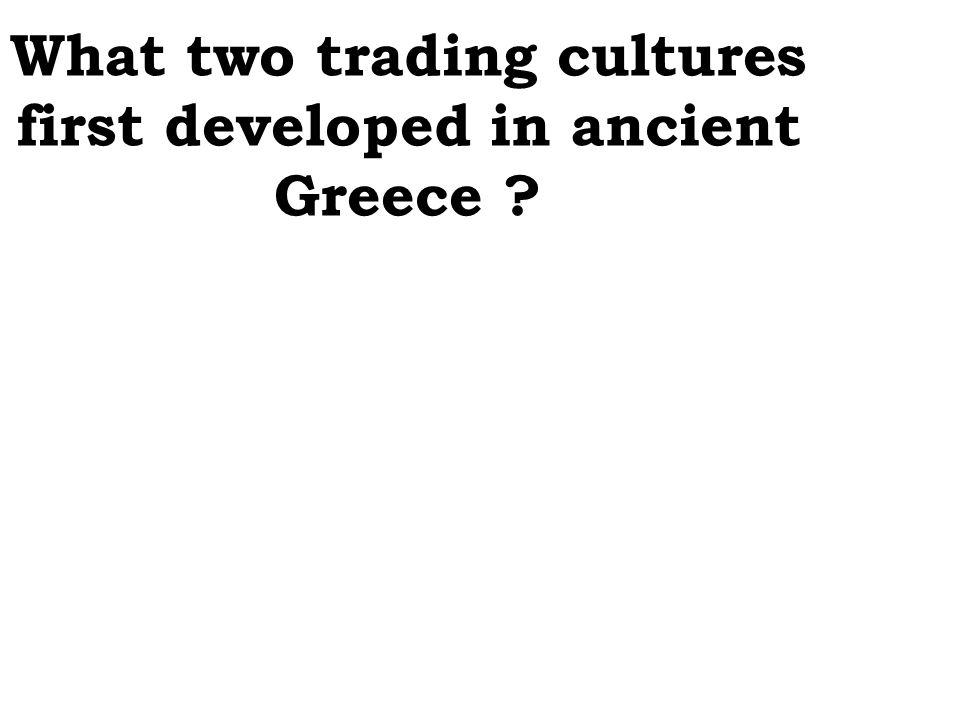 Minoan and Mycenaens