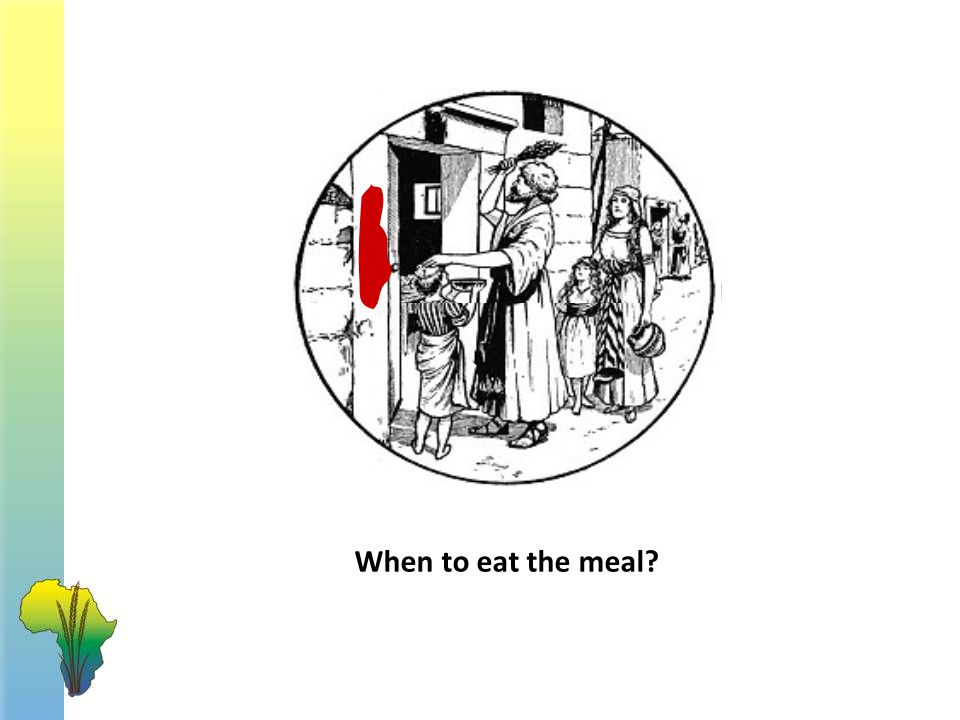 Torah observant believers in the Messiah Yahushua are divided, globally, as to when to eat the Pesach meal.