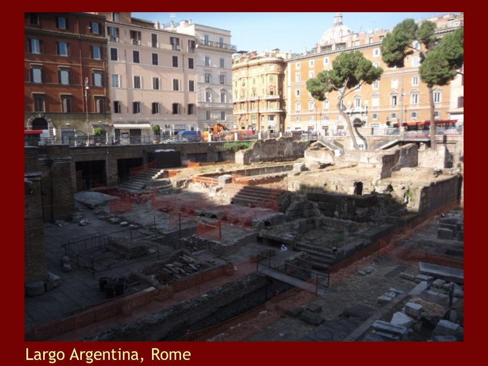 Largo Argentina, Rome