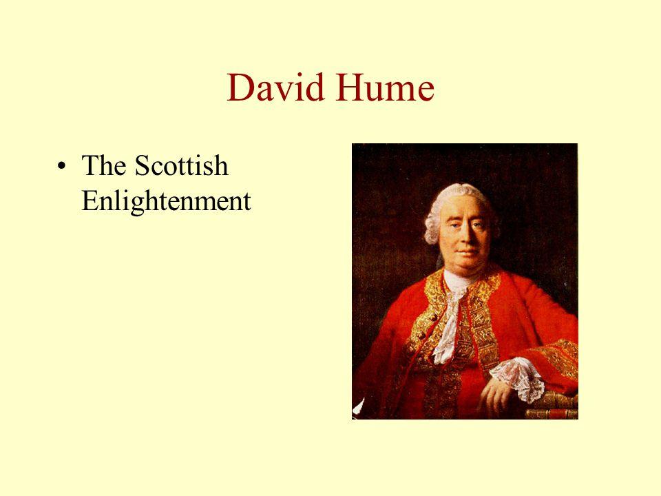 David Hume The Scottish Enlightenment