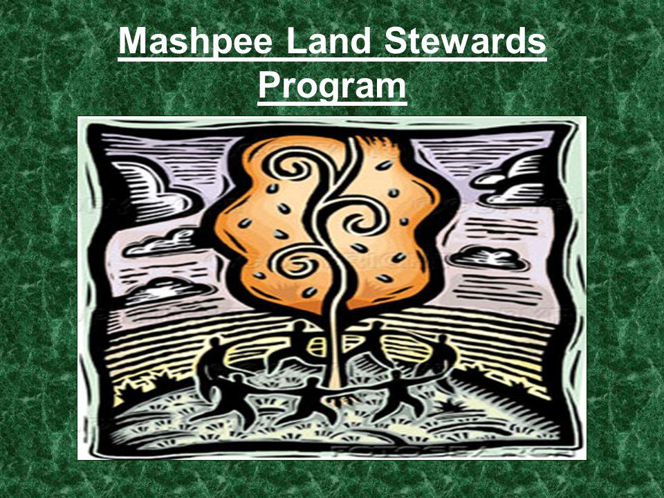 Mashpee Land Stewards Program