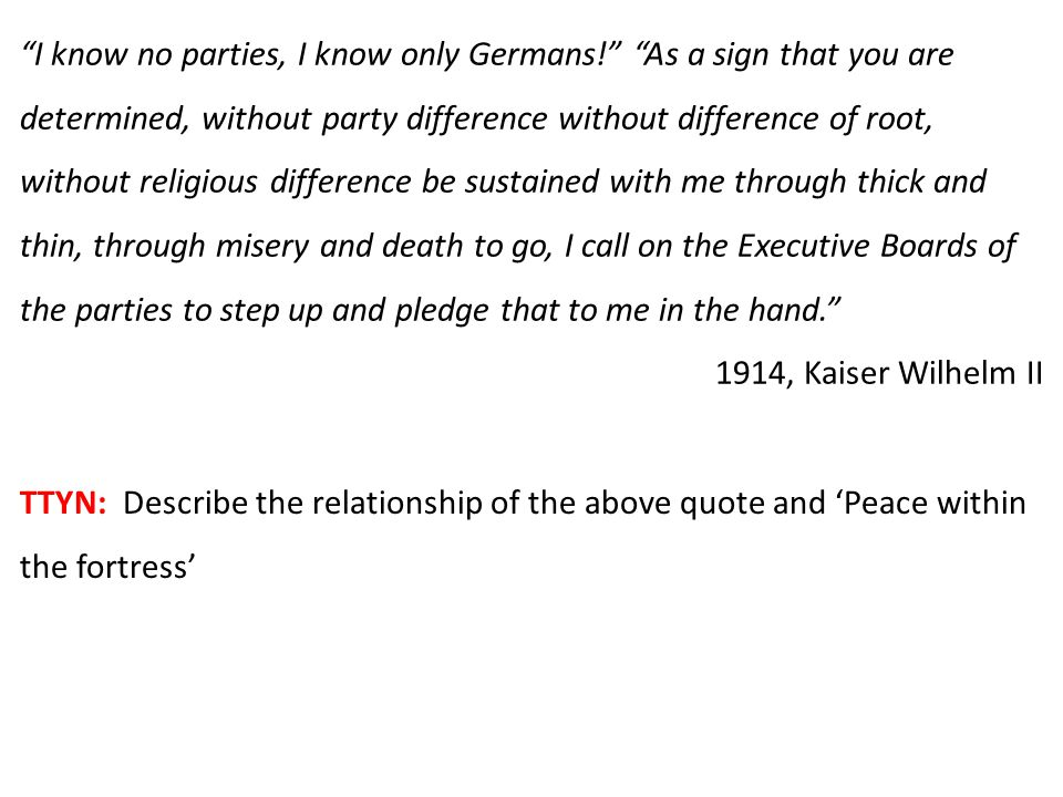 WWI Common Core – Document of the Day' Adolf Hitler Who are the ''criminals that Hitler is referring to.