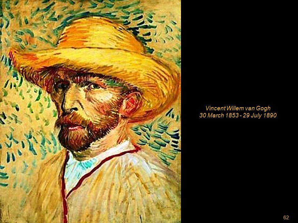 61 Edgar Degas 19 July 1834 - 27 September 1917
