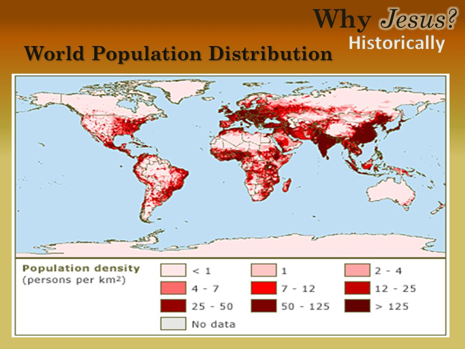 World Population Distribution