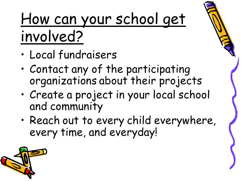 How have schools gotten involved.Jupiter H.S.
