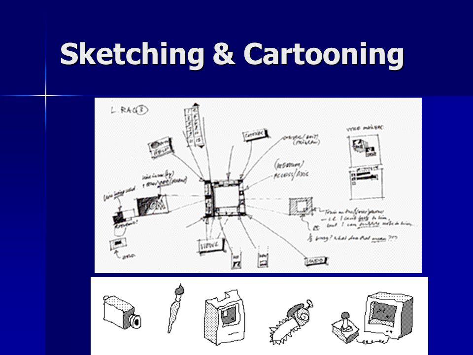 Sketching & Cartooning