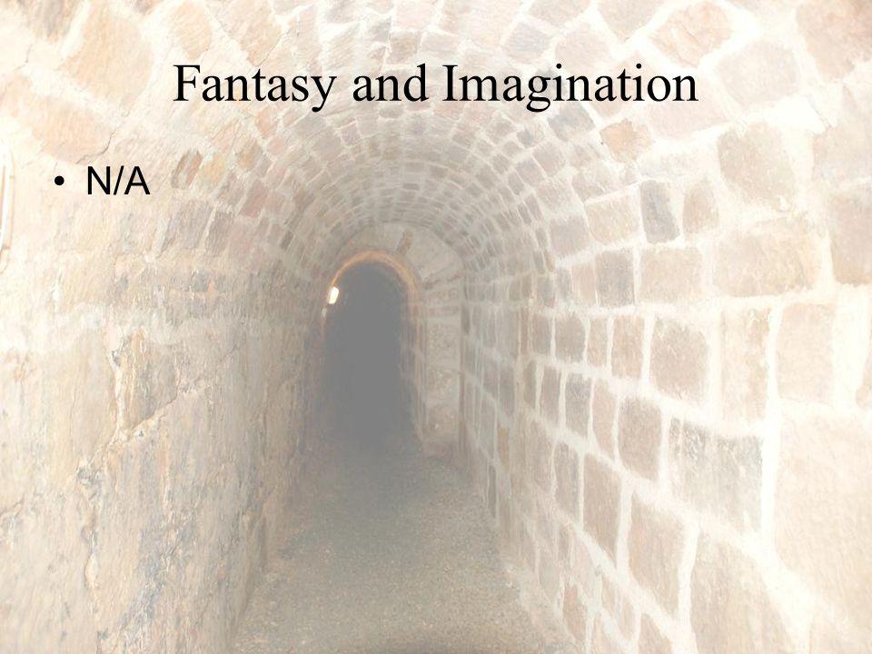 Fantasy and Imagination N/A