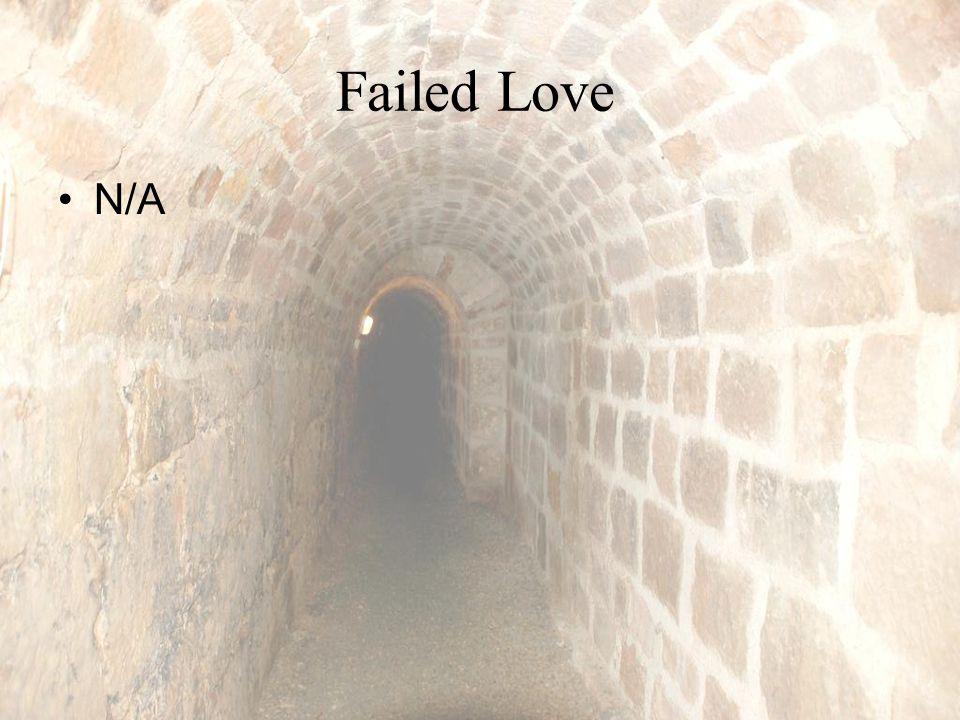 Failed Love N/A