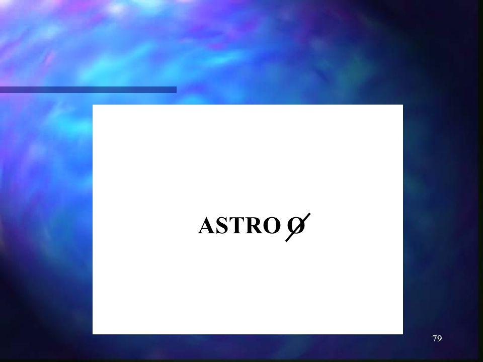 79 ASTRO O
