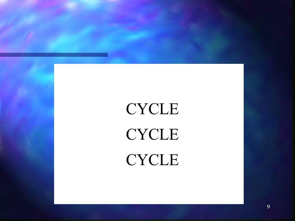9 CYCLE