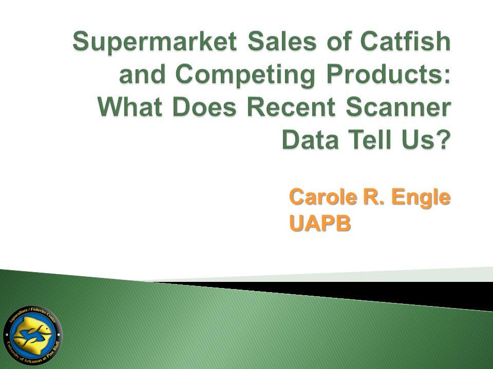 Carole R. Engle UAPB