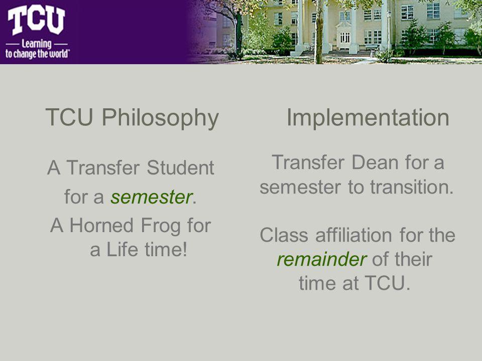 History –Dean/Newsletter/Events Fall 2007 –Transfer Student walks in: Rachael –Internship –Focused efforts began Fall 2009 –Survey