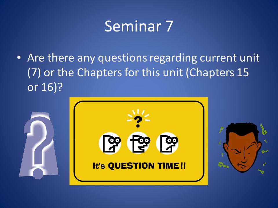 Seminar Topic Remember Dr.Alex Cross.