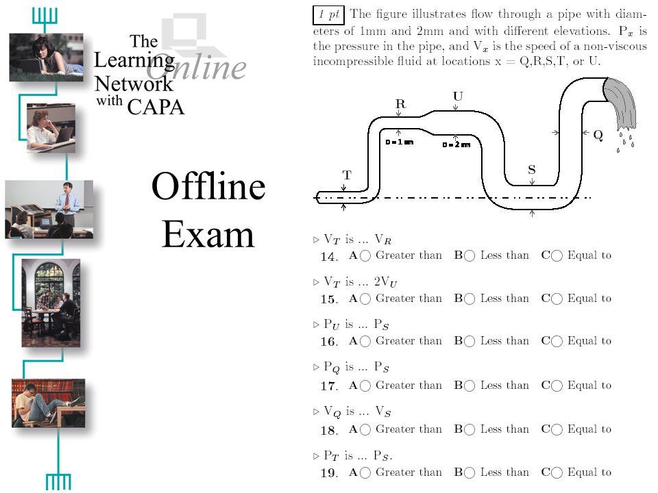 Offline Exam