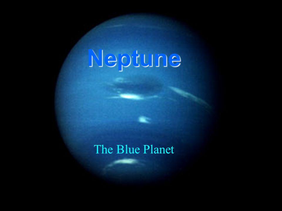Neptune The Blue Planet
