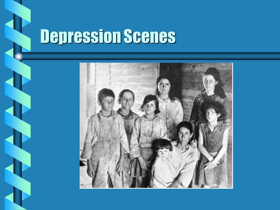Depression Scenes