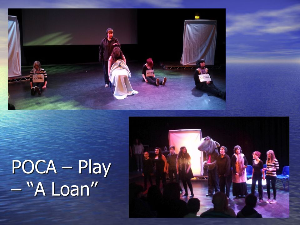 POCA – Play – A Loan
