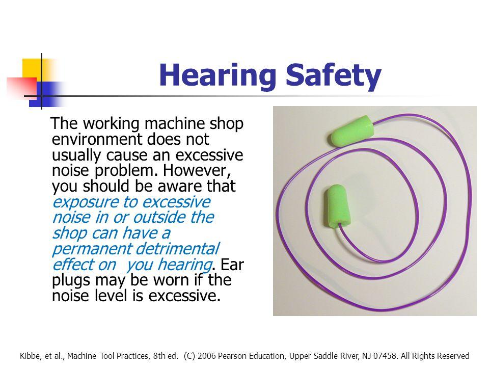 Kibbe, et al., Machine Tool Practices, 8th ed.