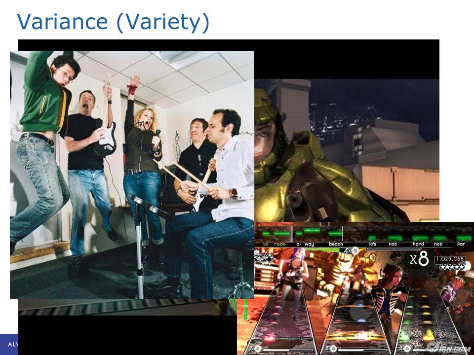 Variance (Variety)