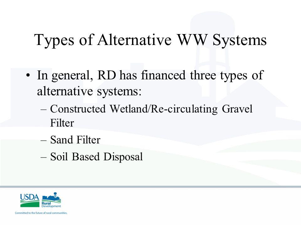 Why Alternative Systems.