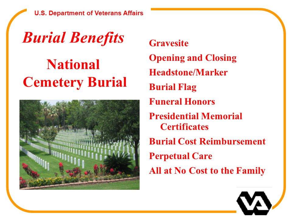 U.S. Department of Veterans Affairs VA Benefits and Services For ...