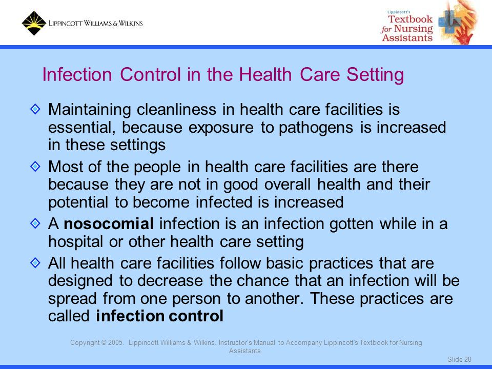 Slide 28 Copyright © 2005. Lippincott Williams & Wilkins.