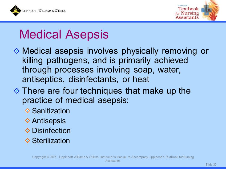 Slide 30 Copyright © 2005. Lippincott Williams & Wilkins.