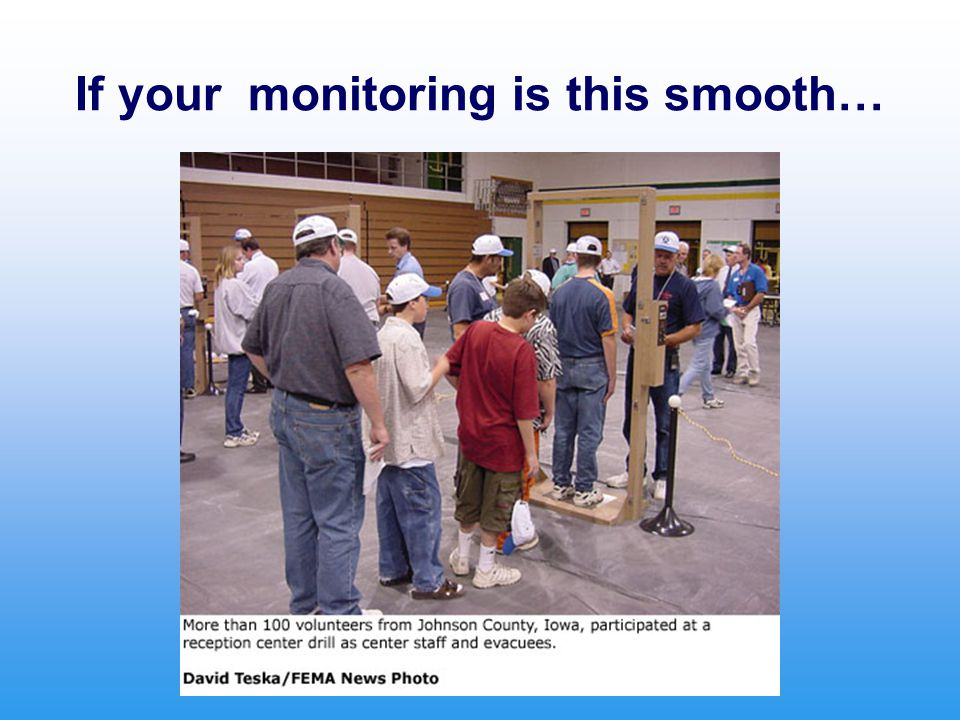 If your monitoring is this smooth…