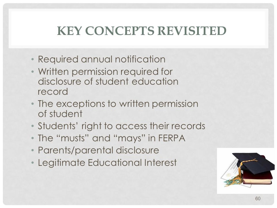 CRITERIA TO BE USED IN DETERMINING A LEGITIMATE EDUCATIONAL INTEREST WHEN WRITING RECOMMENDATIONS Was the faculty member asked by the student to provide the recommendation.