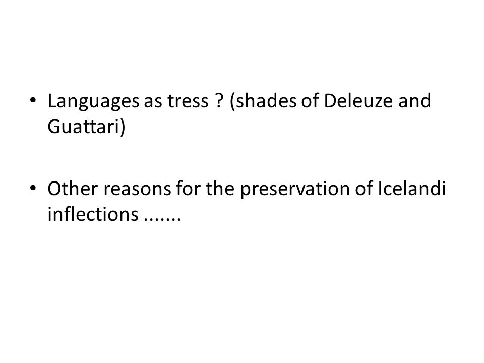Languages as tress .
