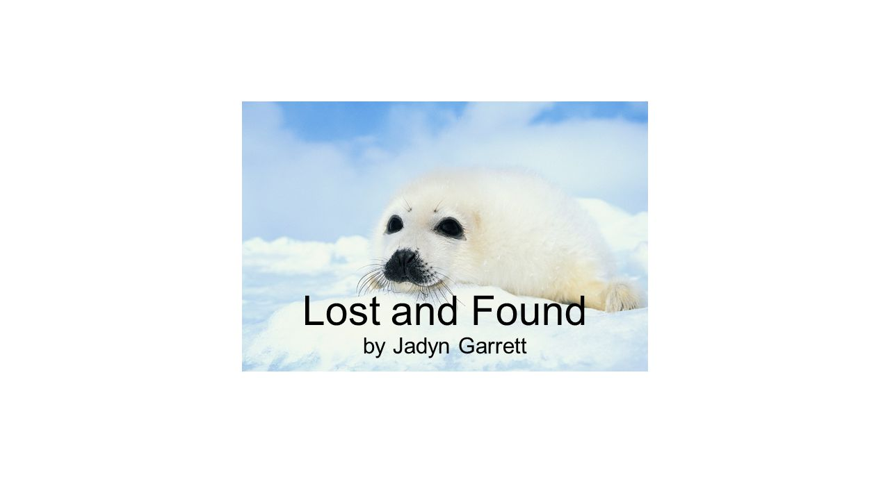 Lost and Found by Jadyn Garrett