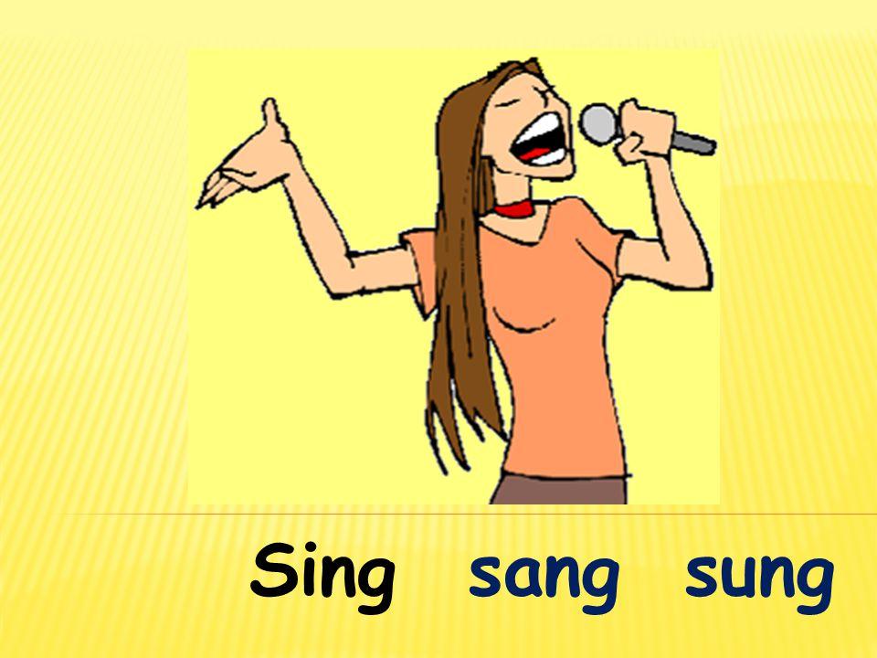 Singsang sung