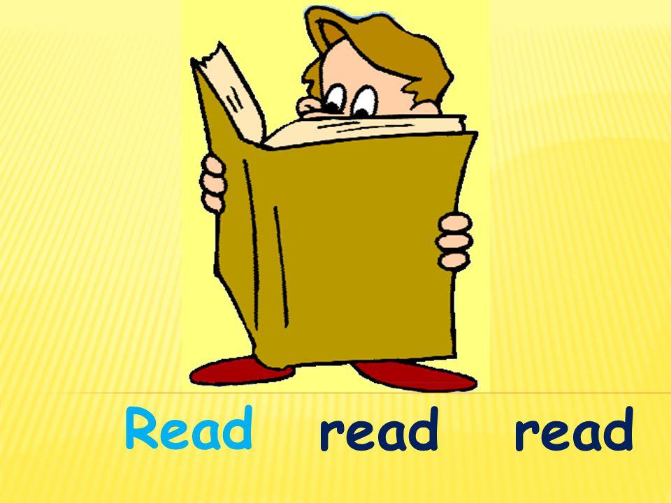 Read read