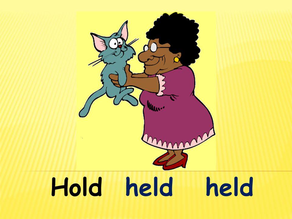 Holdheld