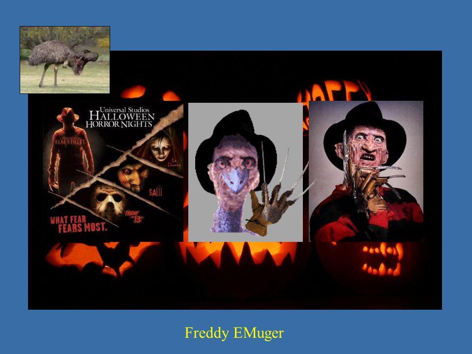 Freddy EMuger