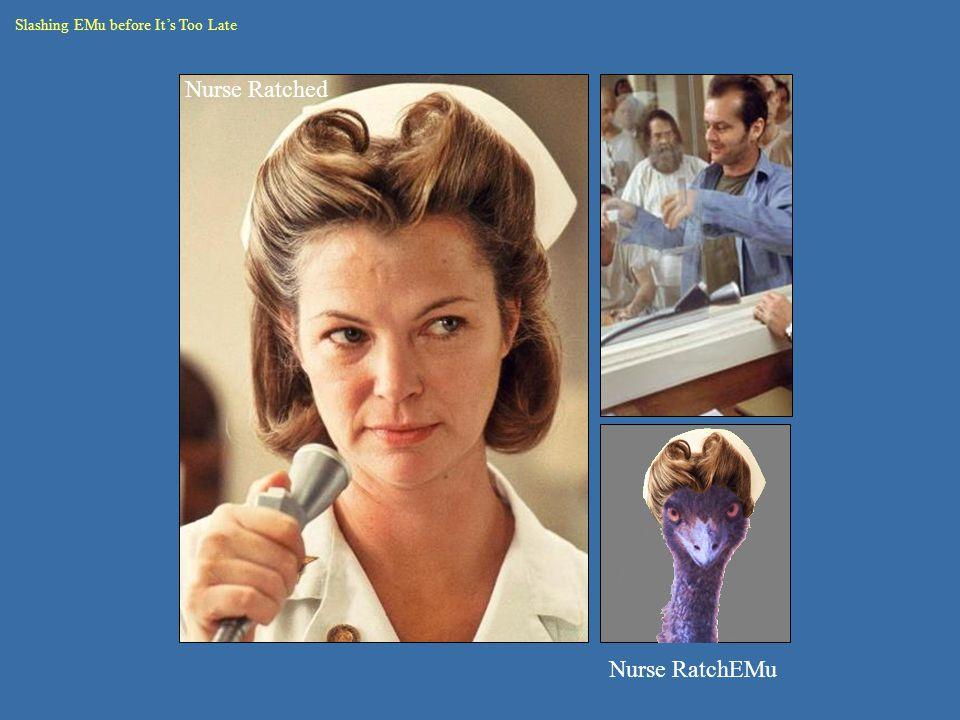 Nurse Ratched Nurse RatchEMu