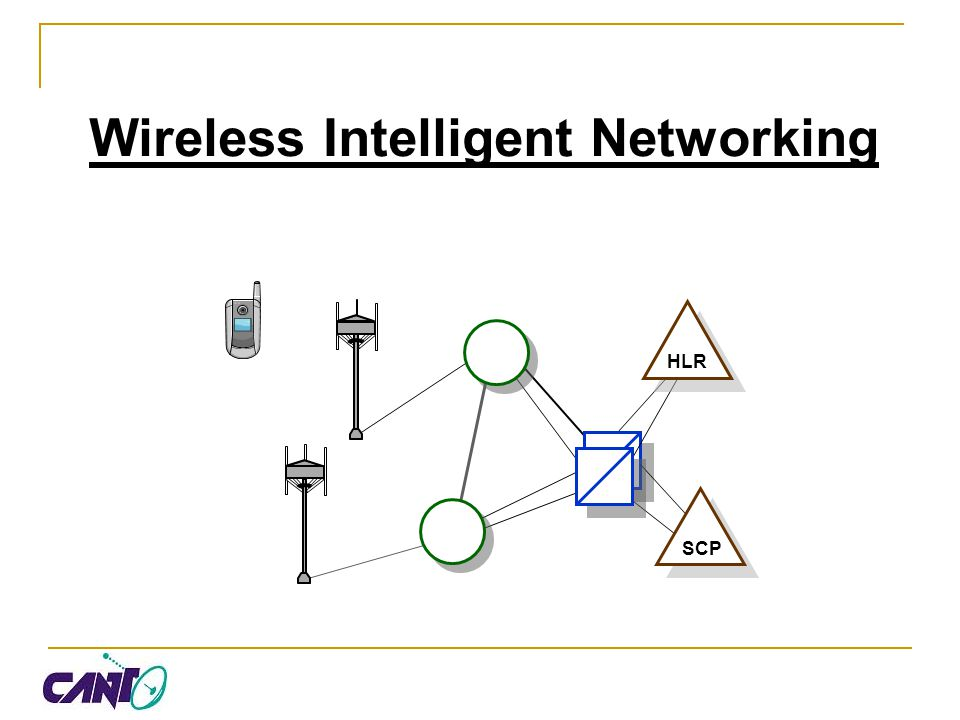 Overview We will discuss the following topics:  What Intelligent Networking is  What are the principles of Intelligent Networking  Where Intelligent Networking is defined today  What services are defined for Intelligent Networking  What the overall architecture is for an Intelligent Network