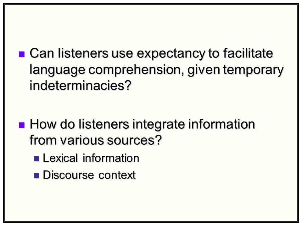 EXPERIMENT 2 Does disfluency create an on-line bias toward new objects.